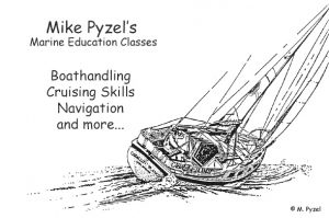Mike Pyzel Marine Education